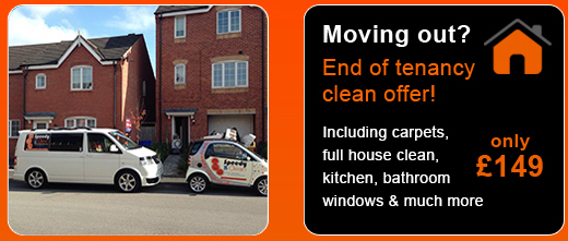 cleaning services stoke